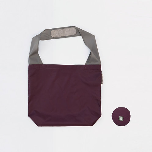 Flip & Tumble Tasche aubergine