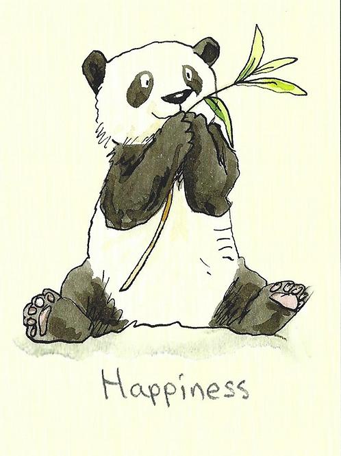 Karte - Happiness