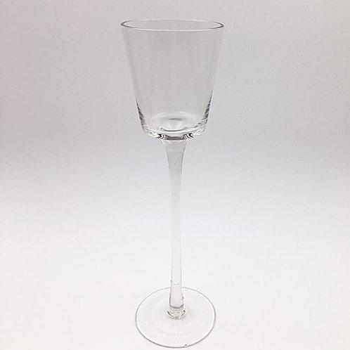 Glas langstielig
