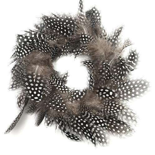 Feder Kranz 20 cm