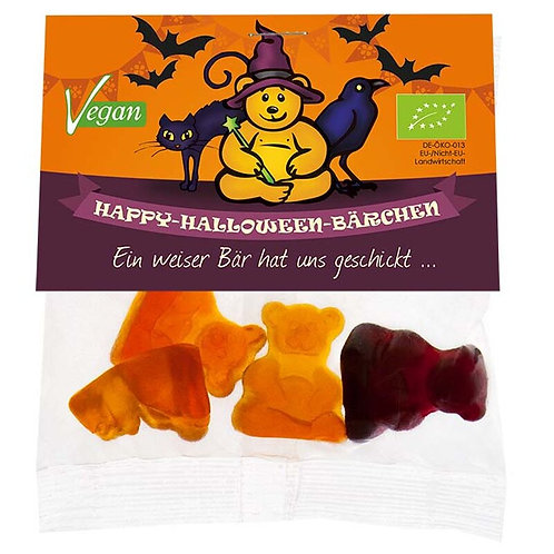 Halloween-Bärchen Mini 19gr - Weiser Bär