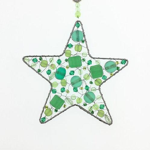 Stern M grün