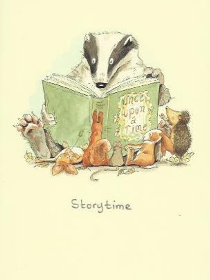Karte - Storytime