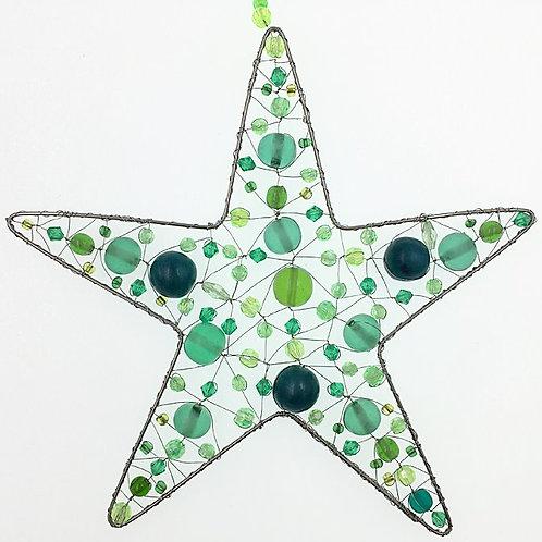 Stern L grün (heller)