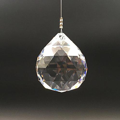 Kristall Kugel 20 mm