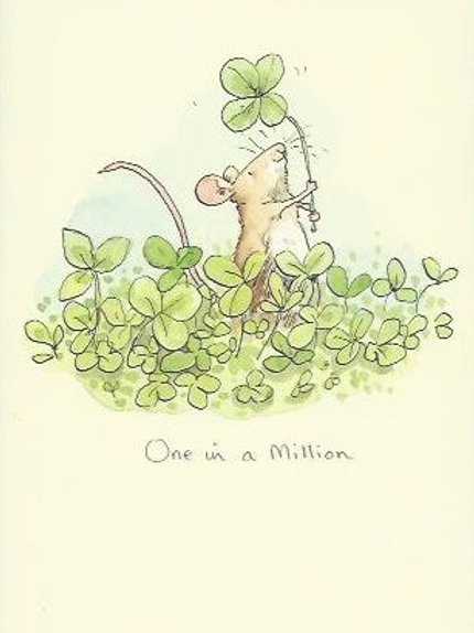 Karte - One in a Million
