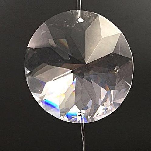 Kristall Stern 40 mm