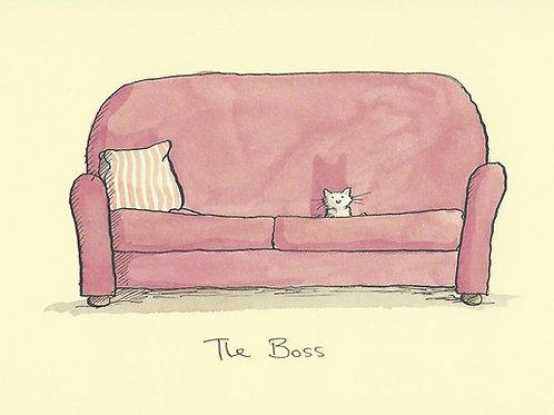 Karte - The Boss