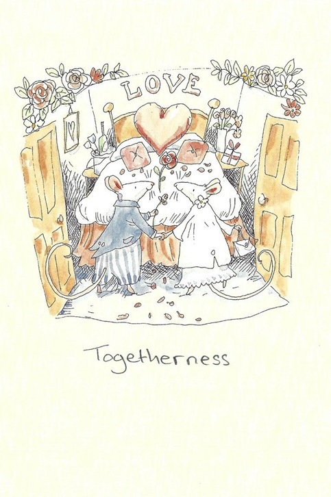 Karte - Togetherness