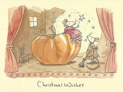 Karte - *Christmas Wishes*