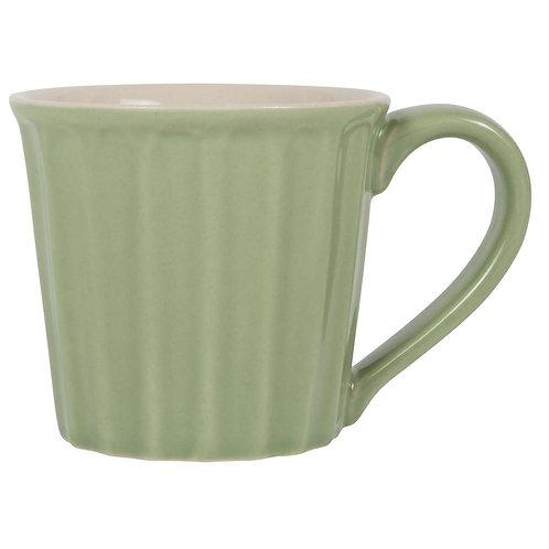 Tasse grün