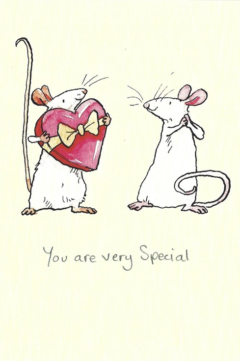 Karte - You are very Special