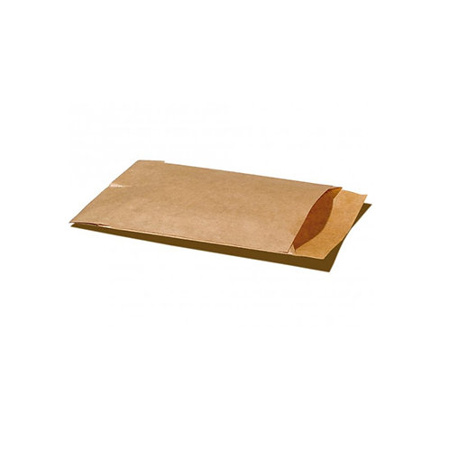 12 Stück Flachbeutel Natronpapier 9.3 x 6.3 cm