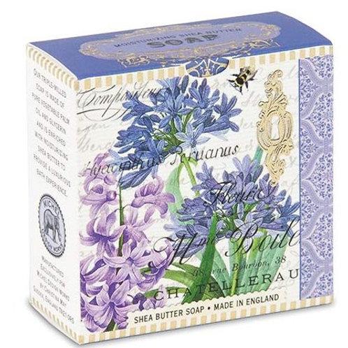 Seife Lila Bouquet