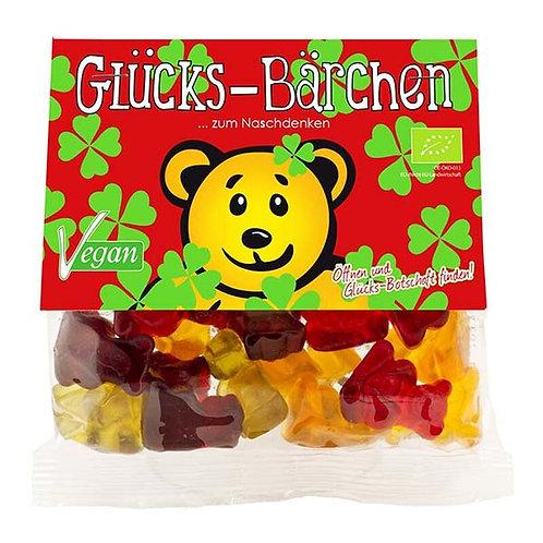 Glücks-Bärchen 75gr - Kleeblatt