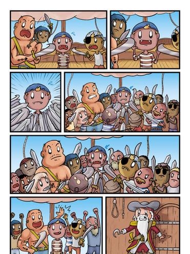 Pirate Fun (art by Neil Slorance)