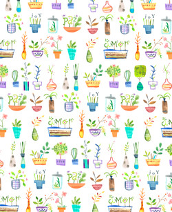 Pleasing plants