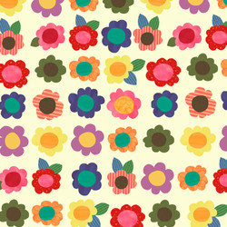 Bold bright blooms