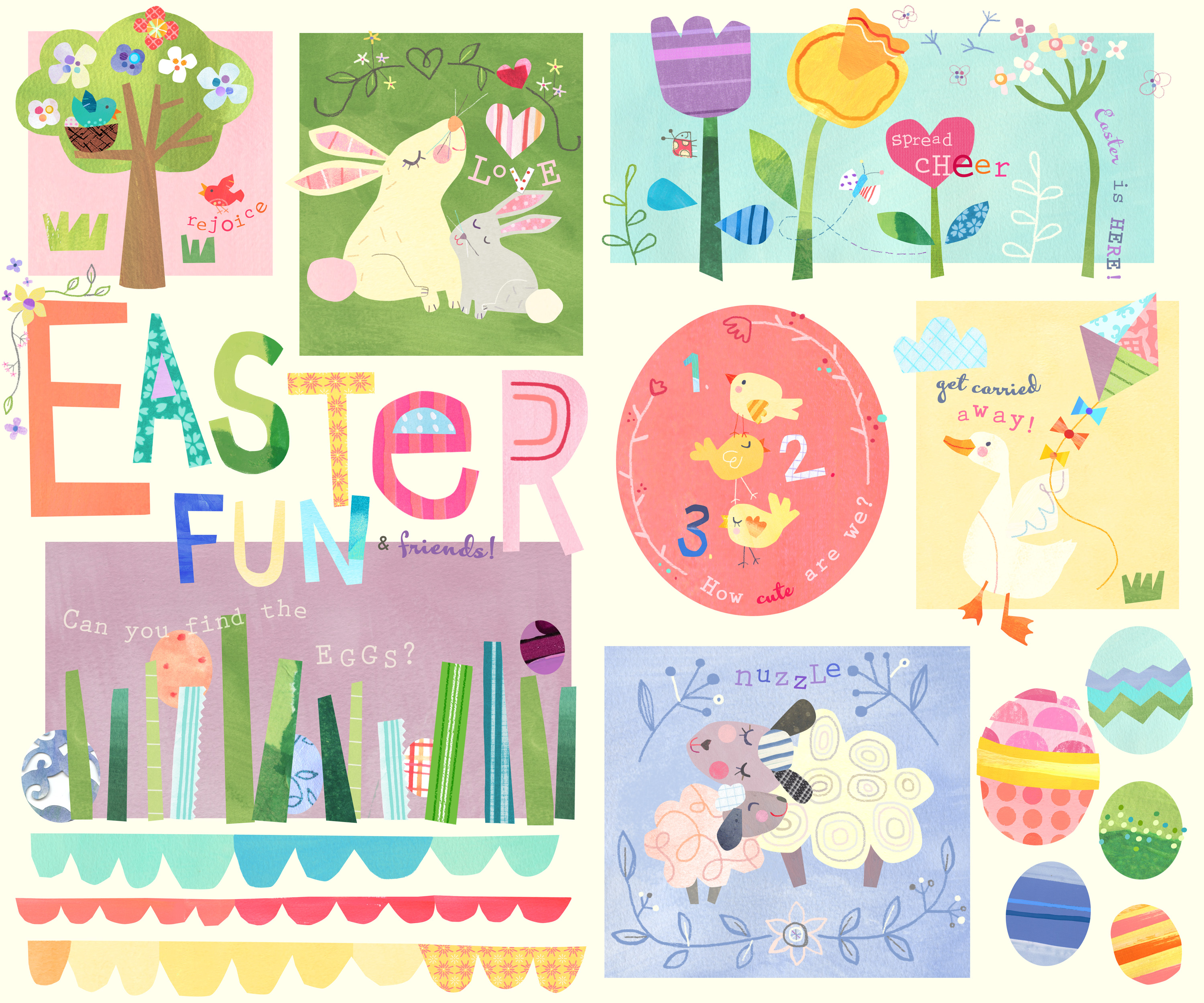 Easter Patch