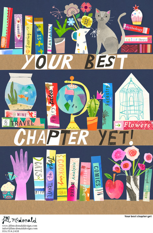 Your best chapter yet