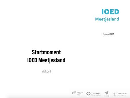 Presentatie startmoment IOED