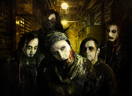 """Industrial Metallers Dawn of Ashes Announce Their Eighth Album """"The Antinomian"""""""