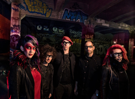 """AL1CE Faces Loss and Grief in Their New Song """"For Dead"""". Announce Virtual Concert Series"""