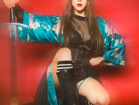 """Bara Hari Releases Her New Music Video """"Weapon"""""""