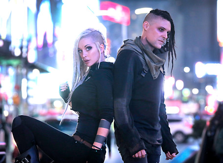 """DK-Zero Enter into a Dystopian, Corporate Dominated Future with Their New Album """"Cyber Sex Inc"""