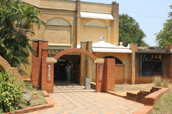KALKI shop, Auroville, India