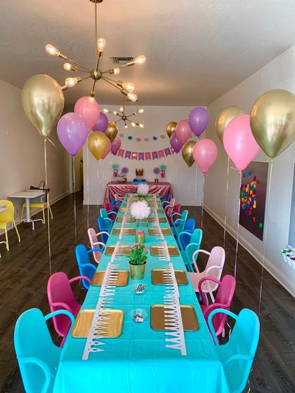 Princess Studio Party