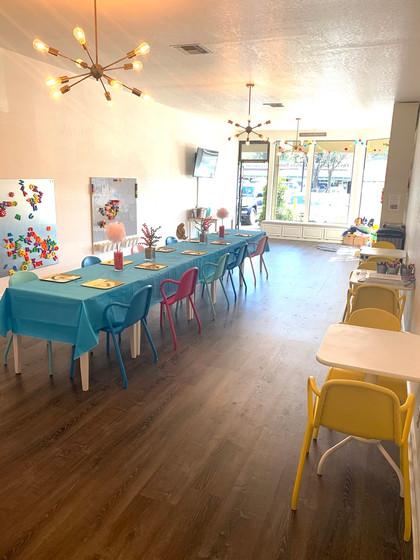 Under the Sea Studio Party