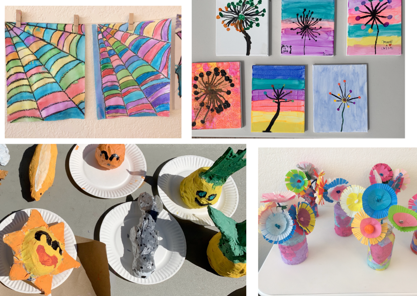 Extended Art Class (Ages 4-8)