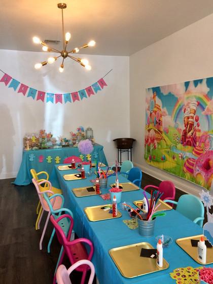 Candyland Studio Party