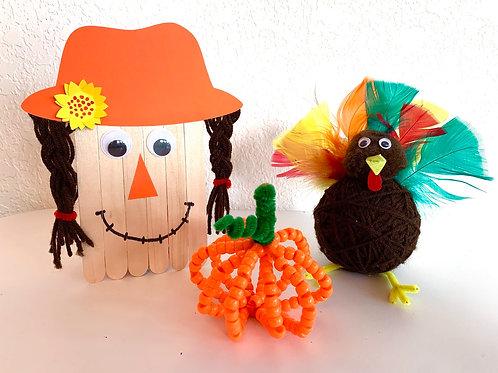 Thanksgiving Craft Kit