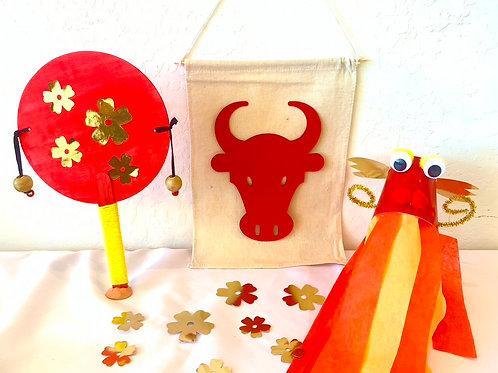 Chinese New Year Craft Kit