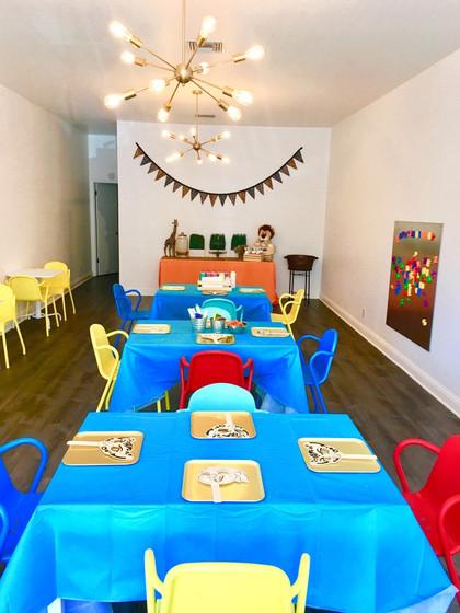Safari Studio Party