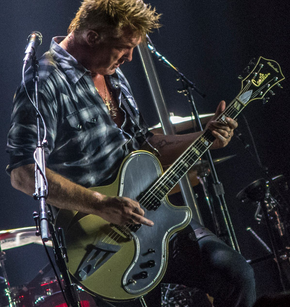 Queens Of The Stone Age - concert photography