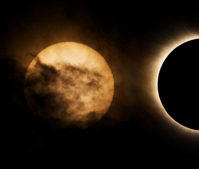 2017 eclipse - Carbondale, IL