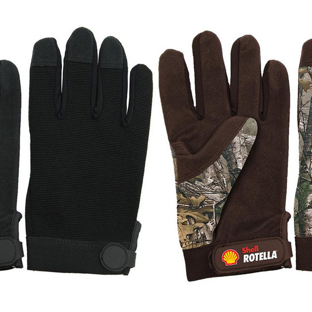 Illinois Glove Company - prototype composite