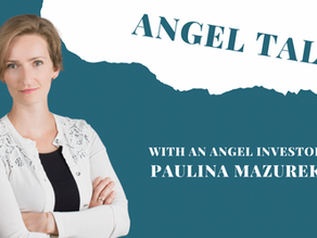 Angel Talk with Paulina Mazurek