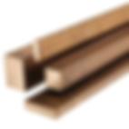 aluminum bronze rectangles