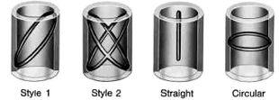 bronze bearings grease grooves