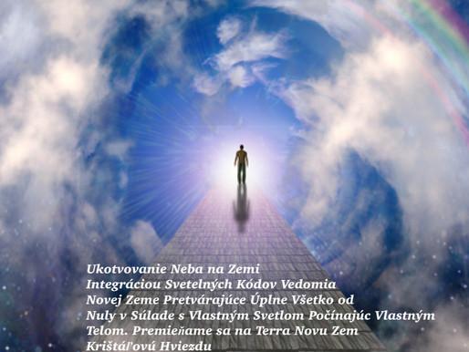 Skoky Do Budúcnosti, Vyrovnávanie Kontraktov, Ukotvovanie Neba na Zem, Fungovanie v Snoch...