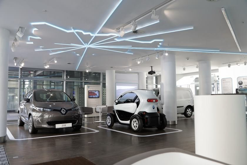 Concep store renault