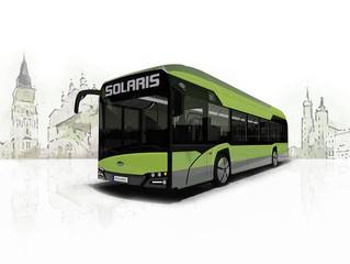 Elektryczne autobusy Solarisa będą zdiagnozowane zdalnie
