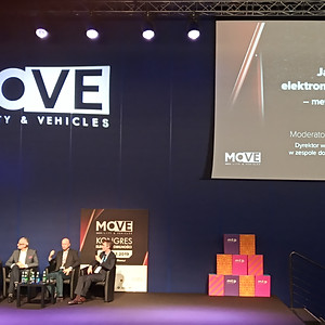Kongres MOVE - Mobility & Vehicles