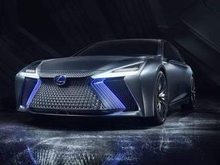 Lexus otwiera nowe drzwi?