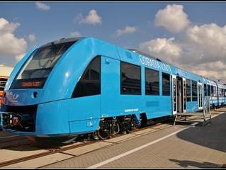 Pociągi na wodór wyjadą na szlaki kolejowe w Niemczech