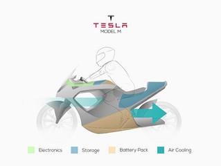 Elektryczny motocykl Tesli. Czy to jest możliwe?